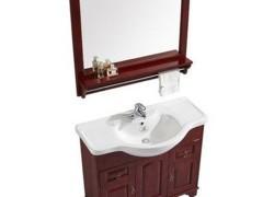 法恩莎 FPGM3646-A 浴室柜 含龙头和下水器