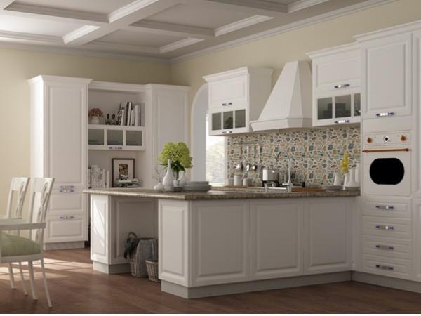 我乐厨柜 整体橱柜 厨房定制 橱柜定做 全屋定制 经典简爱