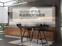 我乐厨柜 整体橱柜 厨房定制 全屋定制 现代简约 萨克森