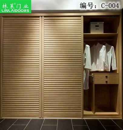 室内门冲浪板移门系列C004武汉林莱门业