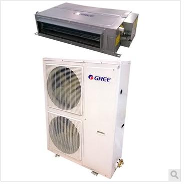 格力风管机空调