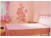 温馨卧室--温暖你和我