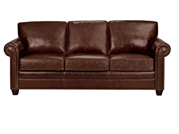 Bauer 三人沙发,意大利头层牛皮