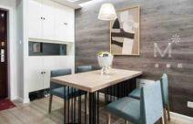 挪亚家D8简约时尚的餐桌图片