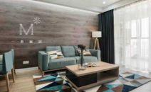 挪亚家D8系列清新时尚沙发图片