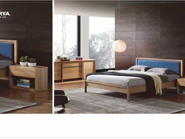 D8系列简约时尚床