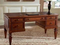 外贸美式家具书桌