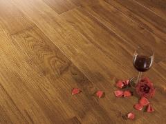 瑞嘉艾曼三层新实木 7331柚木地板