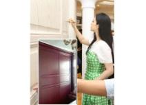 顶固衣柜 爱丽舍宫系列范冰冰签名同款衣柜推拉门图片