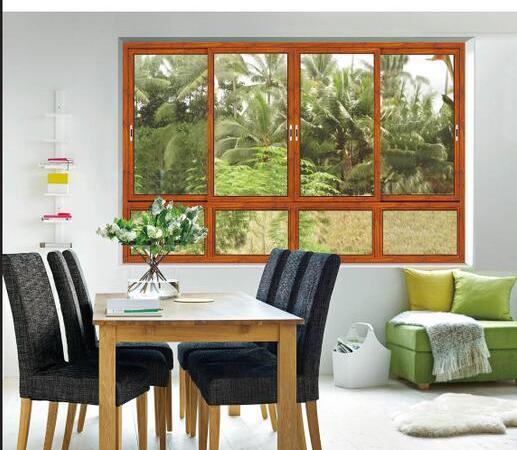 55系列平开窗,窗户,别墅窗