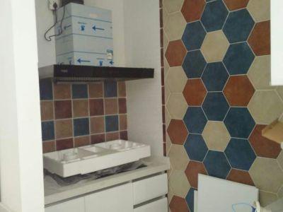 现代简约-60平米一居室装修样板间