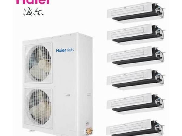 海尔家庭中央空调新品SA智尊系列8P一拖七