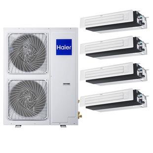 海尔家庭中央空调新品SA智尊系列4P一拖四