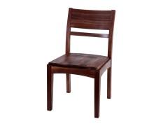 百强家具 黑森林实木系列 9SQ-03d 餐椅