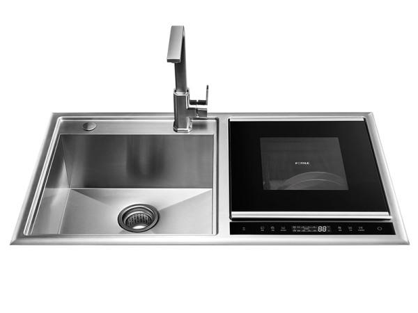 方太 JBSD2T-Q1(带超声波)水槽洗碗机