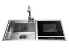 方太 JBSD2T-Q2 (不带超声波)水槽洗碗机