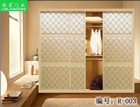 武汉林莱门业软包移门R003
