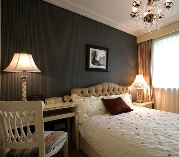 简欧风格-75平米三居室-装修样板间