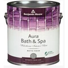 本杰明摩尔内墙漆奥拉532浴室专用面漆系列