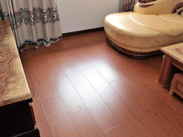 融汇红粉格调强化复合地板
