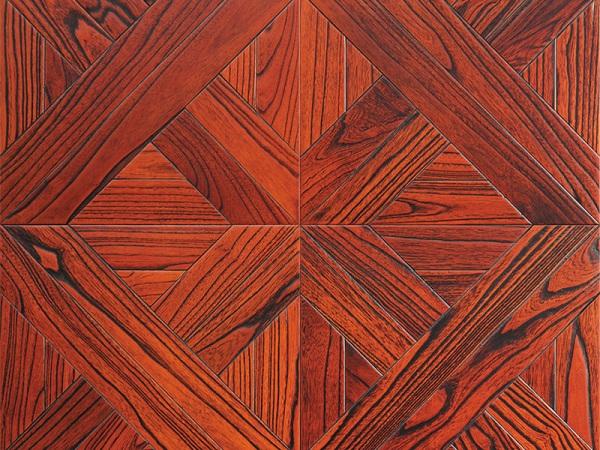 融汇英雄版图实木复合地板