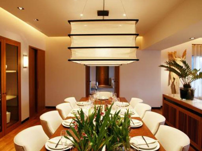 中式风格-248.2平米四居室-装修样板间
