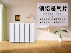 【维森堡散热器】散热器 暖气片 铜铝复合 暖气 80*60
