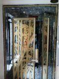 304豪华彩色不锈钢门 大门 入户门 子母门 防盗门图片