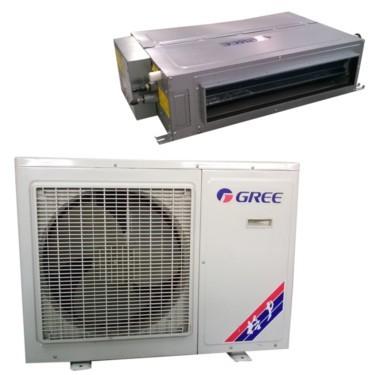 格力风管式一拖一冷暖中央空调