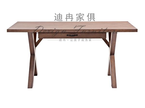 迪冉 美式书桌 DR-FWD07