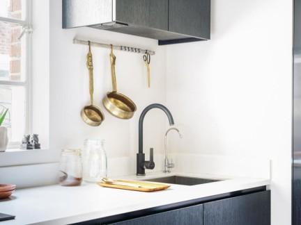 58平米小户型实景厨房案例图