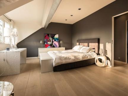 现代风格复式时尚卧室设计效果图