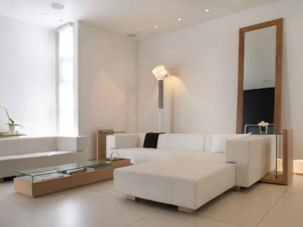 40平米客厅宜家风格新房装修设计效果图