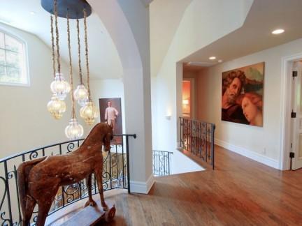 300平简欧风格三层别墅装修案例