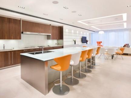家装厨房餐厅一体新房装修设计案例