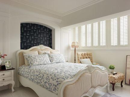 欧式风格卧室室内装修效果图