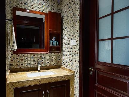 别墅卫生间门套装修效果图