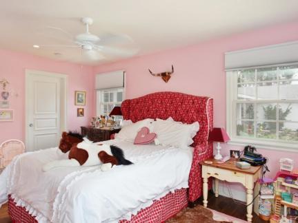 粉色新房卧室室内装修欣赏
