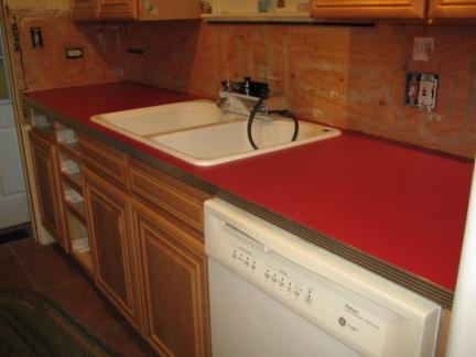 小型二居室美式厨房装修设计