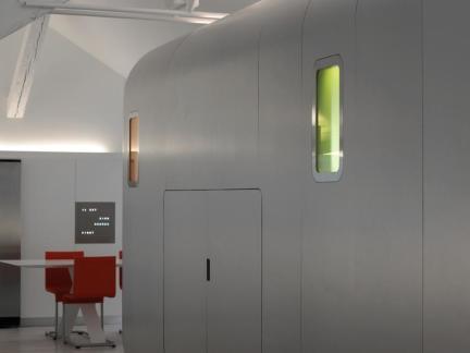 创意设计阁楼室内装修欣赏