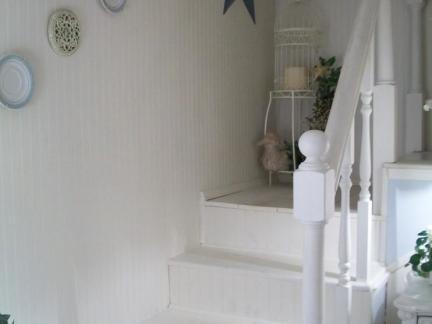 地中海楼梯墙面装饰图片欣赏