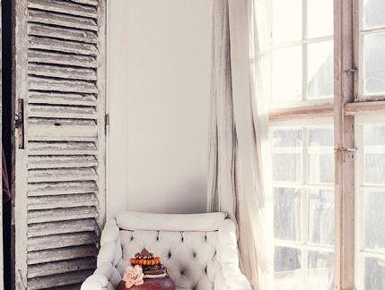 复古简约欧式客厅玄关装修图欣赏