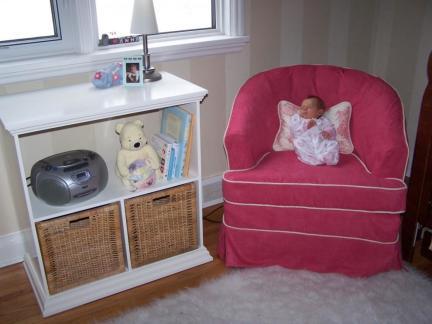 宜家儿童房储物柜装修设计