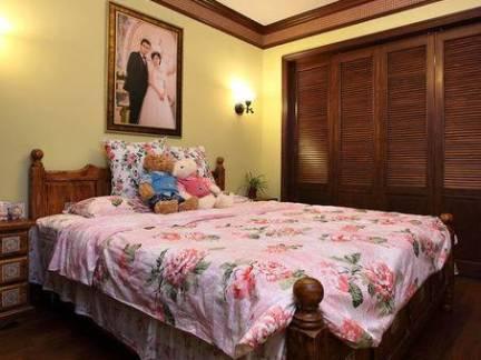 四居室婚房卧室装修设计