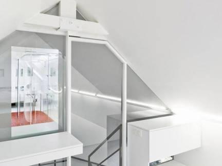 现代复式楼阳光房装修设计