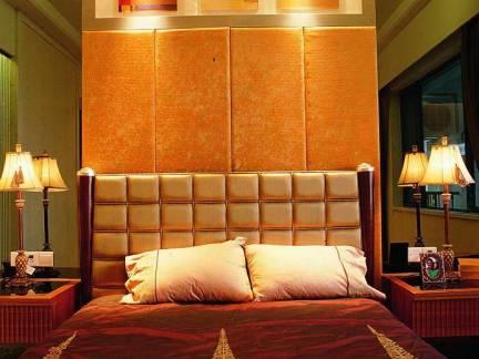 10万内现代卧室装修设计