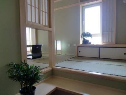 100平米日韩风格公寓走廊榻榻米装修效设计