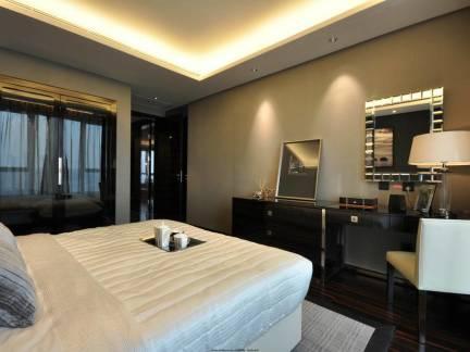简欧小型卧室室内装修设计