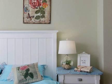 现代美式卧室床头柜设计图欣赏
