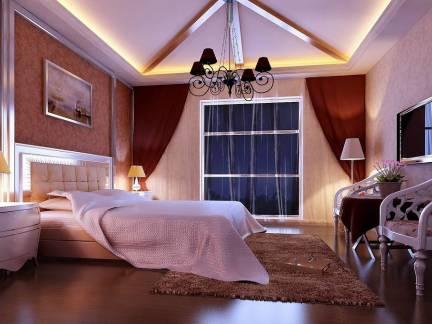 欧式优雅格调卧室床头柜设计合集